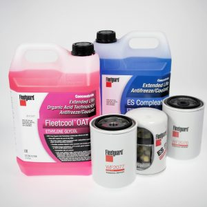 Fleetguard-coolants-water-filters