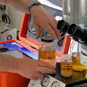 oil-samples-Norway-Sweden-Denmark