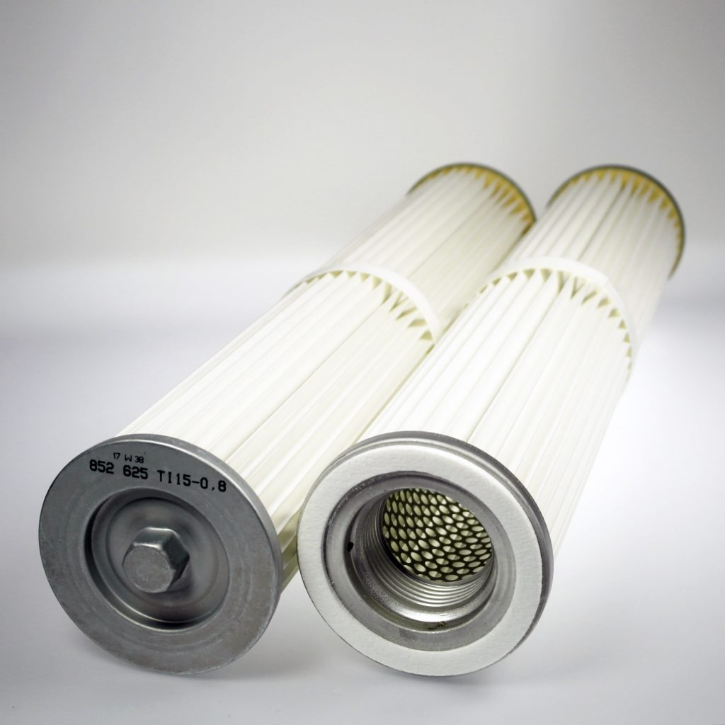 Filter element for dust, item number 852625TI15